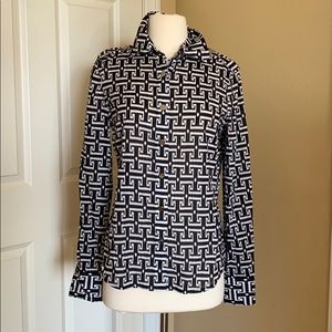 NEW w/ tags TORY BURCH cotton blouse